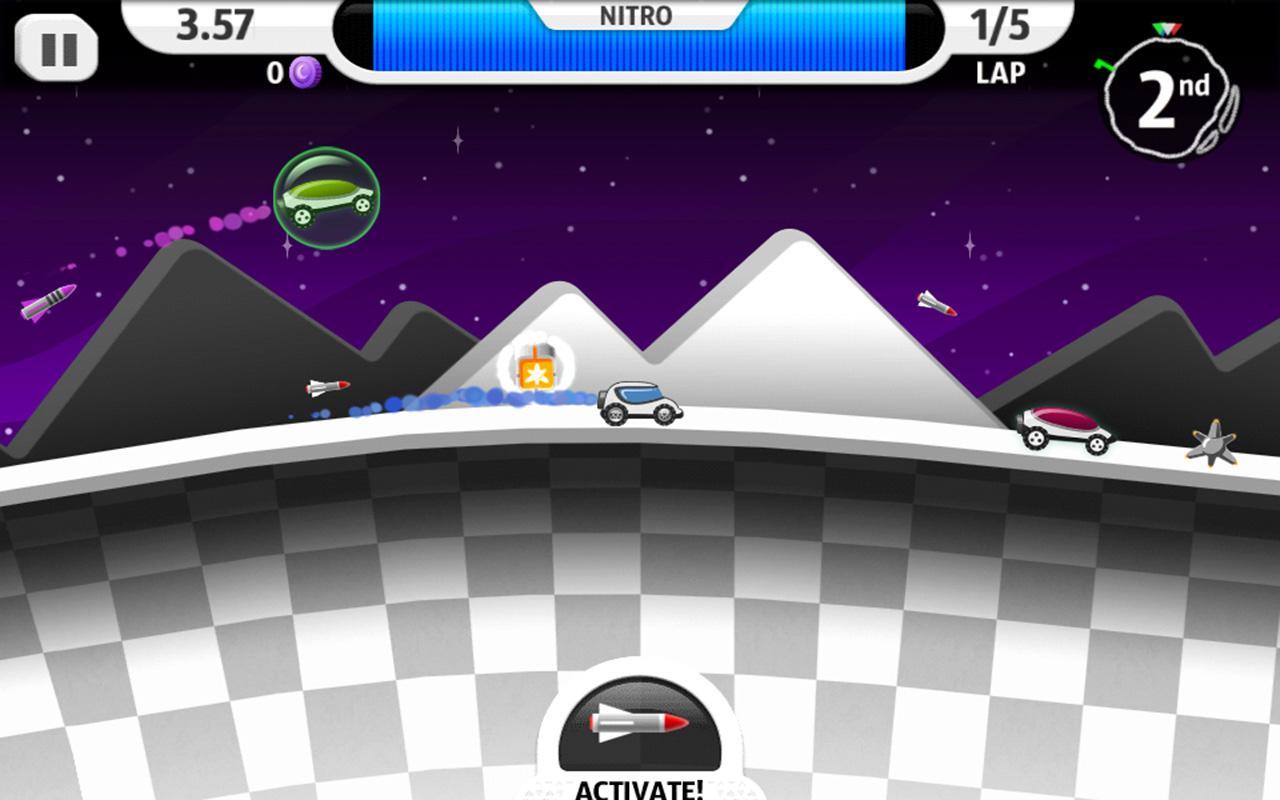 Lunar Racer screenshot #10