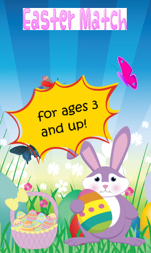 Easter Egg Game for Toddlers