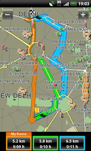 Navigon India v4.0.1