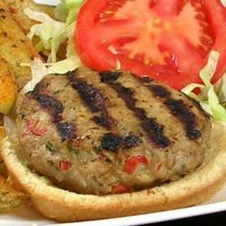 Fiesta Stuffed Turkey Burgers