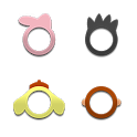 Sanrio Ring Icon Theme icon