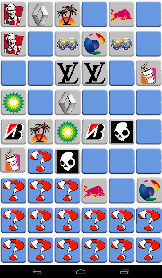 """Memory"" - Memory game- screenshot"