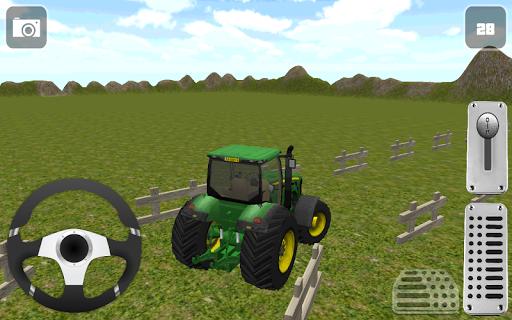 Игра Трактор Парковка 3D для планшетов на Android