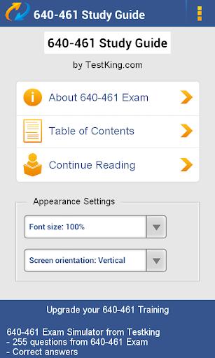 Cisco 640-461 Study Guide