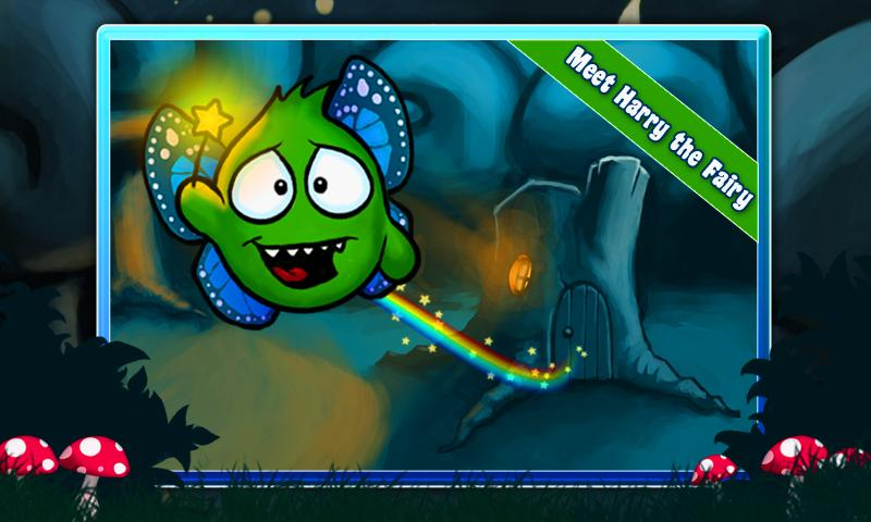 Harry the Fairy Free- screenshot