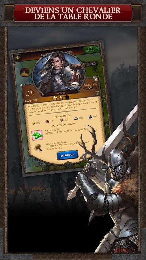 Kingdoms of Camelot: Battle - screenshot