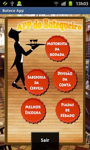 Buteco App - App do Butequeiro