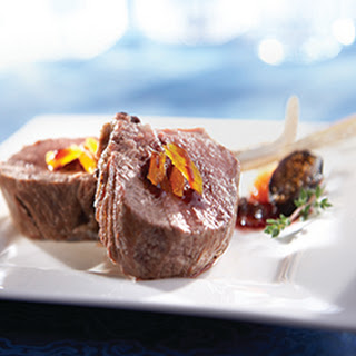 Lambsicles With Fig and Apricot Chutney