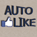 "Auto Post ""I Like"" on Facebook icon"