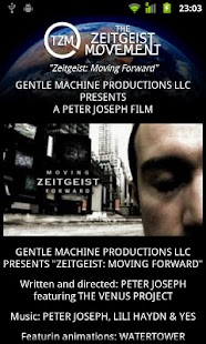 The Zeitgeist Movement - screenshot thumbnail