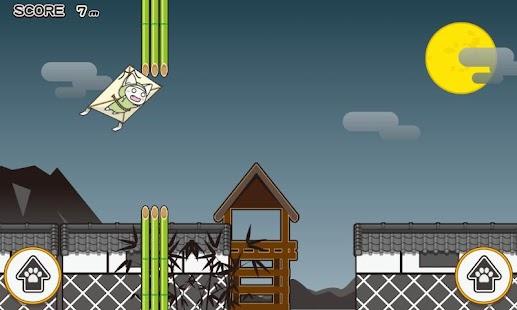 Ninja Cat -Flying!!- - screenshot thumbnail