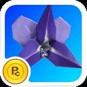 Origami Orchid: Super plant icon