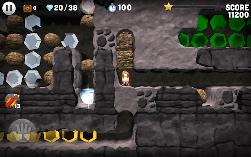 Boulder Dash®-30th Premium Screenshot