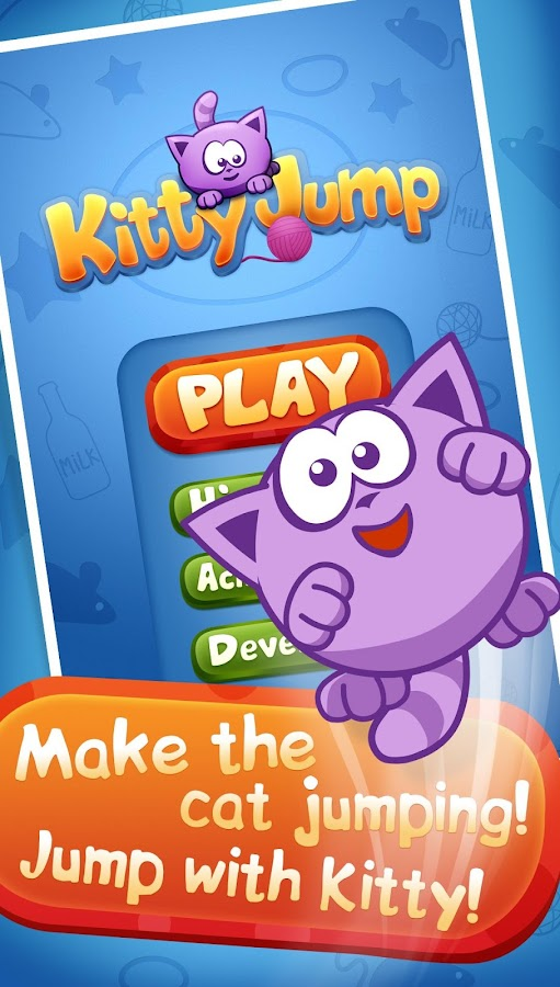 Kitty Jump- screenshot