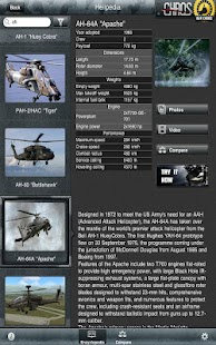 Helipedia - screenshot thumbnail
