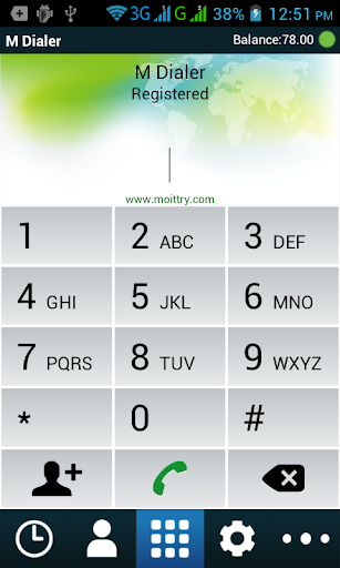 M Dialer-mobile