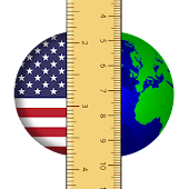 US/Metric unit converter