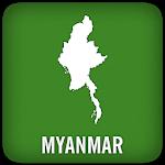 Myanmar GPS Map