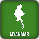Myanmar GPS Map