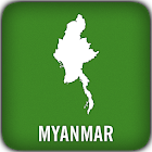 Myanmar GPS Map icon