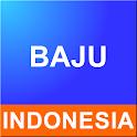 Baju Indonesia icon