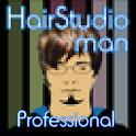 HairStudio Man Pro logo