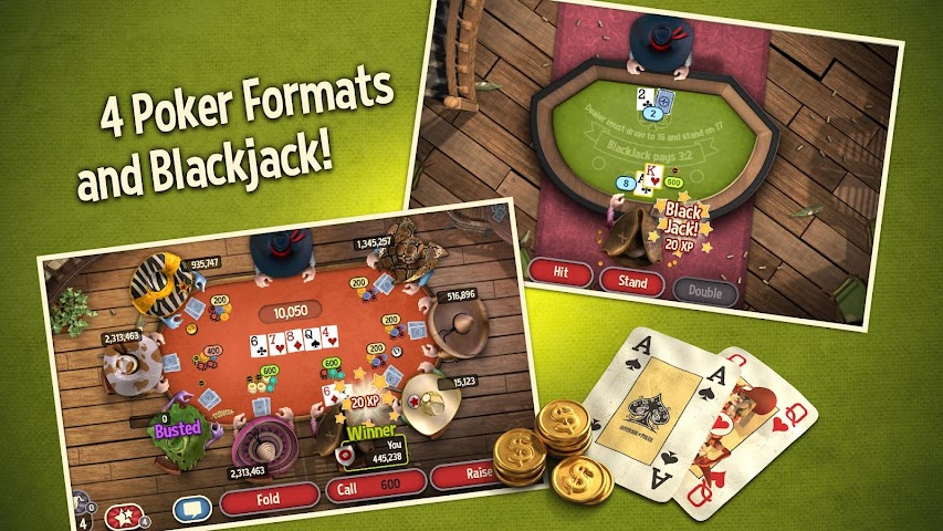 android Governor of Poker 3 - Free Screenshot 11