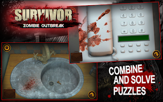 Screenshot of Survivor: Zombie Outbreak