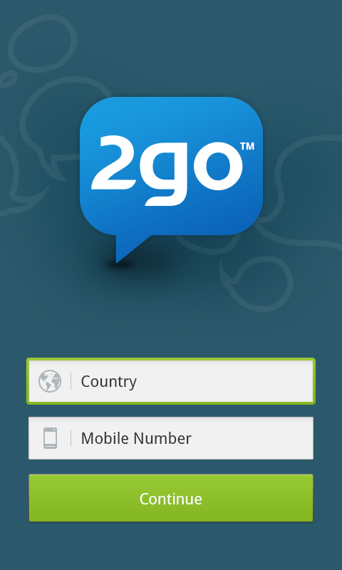 2go - screenshot