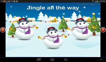 Screenshot of Kid Nursery Rhyme Jingle Bells