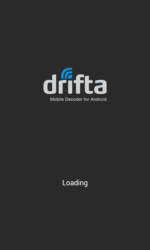 Drifta (Wi-Fi) - screenshot