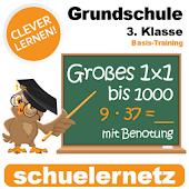 1x1 Grundschule 3. Klasse