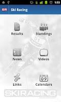 Screenshot of Ski Racing