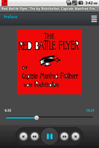The Red Battle Flyer Librivox