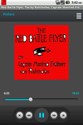 The Red Battle Flyer Librivox