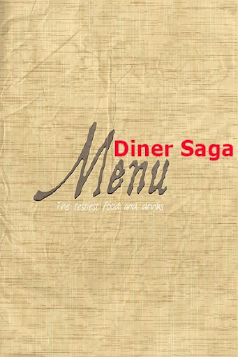 Diner Saga - Match Order