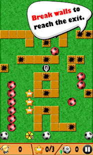 Flick The Ball- screenshot thumbnail