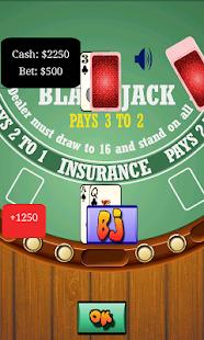 Black jack 1 Million Free - náhled