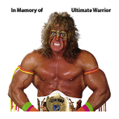 Ultimate Warrior Widget