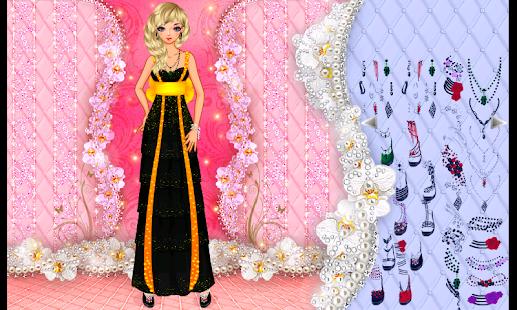 Glamorous Style Dress Up