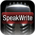 SpeakWrite Recorder logo