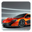 Cool Cars Live Wallpaper icon