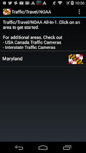 Maryland/Baltimore Traffic Cam screenshot 14