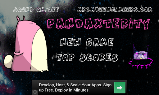 Pandaxterity - Space Panda