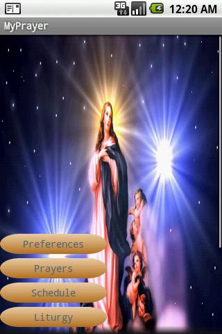 MyPrayer - screenshot