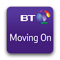 Moving On from BT logo