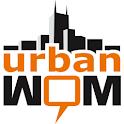 urbanWOM Social App logo