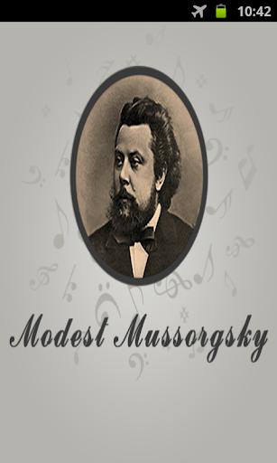 모데스트 무소륵스키음악 다운로드 앱