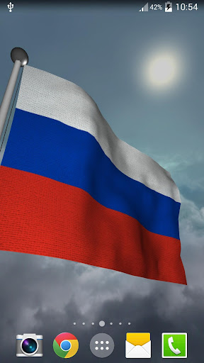 Russia Flag + LWP