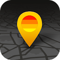 Pacific Pride Location Search icon